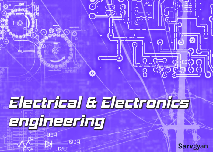 Electrical Engineering physics subjects