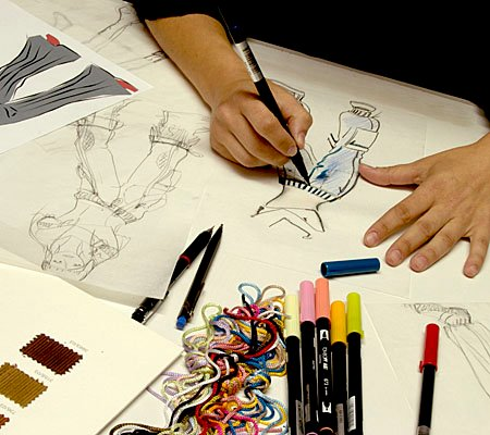Career in fashion designing the apparel creativity How to design clothes for manufacturing