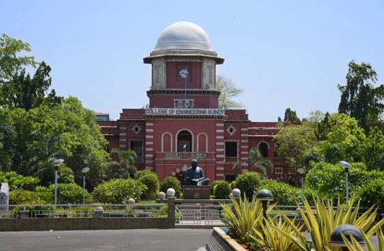 Top Engineering Colleges in Chennai 2015