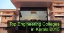 top engineering colleges in kerala 2015