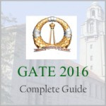 GATE Counselling 2016