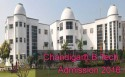 Chandigarh B.Tech Admission 2016