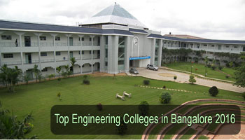 top engineering colleges in bangalore 2016
