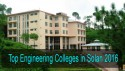 Top Engineering Colleges in Solan 2016