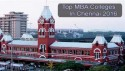 Top MBA Colleges in Chennai 2016