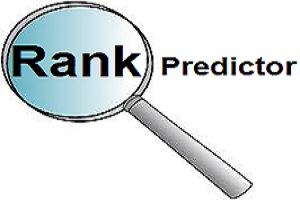 JEE Main rank predictor