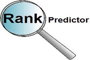 JEE Main rank predictor