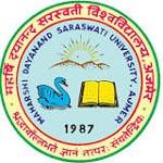 Maharshi Dayanand Saraswati University, Ajmer