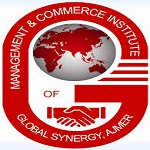 Management and Commerce Institute of Global Synergy, Ajmer