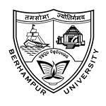 Department of Business Administration, Berhampur University, Berhampur