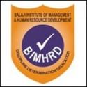 Balaji Institute of Management and Human Resource Development, Pune