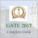 GATE 2017 Exam Dates – Check Full Schedule