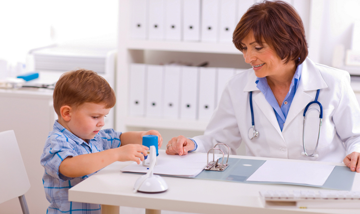 career in speech therapy