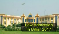 Law Admission in Bihar 2017