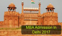 MBA Admission in Delhi 2017