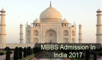 MBBS Admission in India 2017