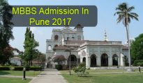 MBBS Admission in Pune 2017