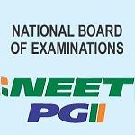 NEET PG 2018 Application Form