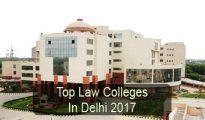 Top Law Colleges in Delhi 2017
