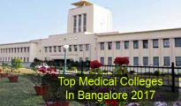 Top Medical Colleges in Bangalore 2017