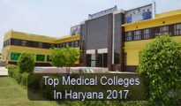 Top Medical Colleges in Haryana 2017