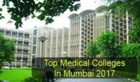 Top Medical Colleges in Mumbai 2017