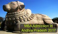 MBA Admission in Andhra Pradesh 2017