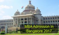 MBA Admission in Bangalore 2017