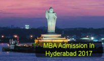 MBA Admission in Hyderabad 2017