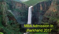 MBA Admission in Jharkhand 2017