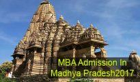 MBA Admission in Madhya Pradesh 2017