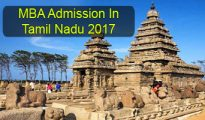 MBA Admission in Tamil Nadu 2017