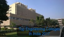 Top Engineering Colleges in India 2017