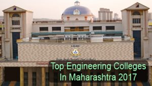 Top Engineering Colleges in Maharashtra 2017