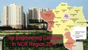 Top Engineering Colleges in NCR Region 2017