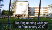 Top Engineering Colleges in Pondicherry 2017
