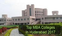 Top MBA Colleges in Hyderabad 2017