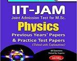 IIT JAM Books
