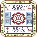 The Gandhigram Rural Institute Deemed University, Dindigul