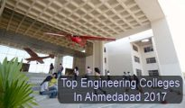 Top Engineering Colleges in Ahmedabad 2017