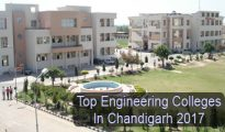 Top Engineering Colleges in Chandigarh 2017
