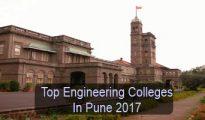 Top Engineering Colleges in Pune 2017