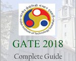 GATE 2018 Counselling