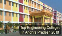 Top Engineering Colleges in Andhra pradesh 2018