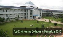 Top Engineering Colleges in Bangalore 2018