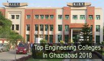 Top Engineering Colleges in Ghaziabad 2018