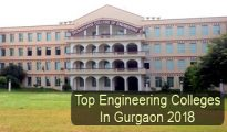 Top Engineering Colleges in Gurgaon 2018