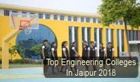 Top Engineering Colleges in Jaipur 2018