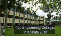 Top Engineering Colleges in Kolkata 2018