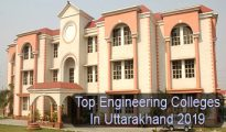Top Engineering Colleges in Uttarakhand 2019